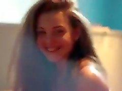 Atractiva las muchachas calientes botín de video