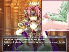 Monster Girl Quest - Granberia Jeux de pieds & Fellation
