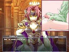 Monster-Mädchen-Quest - Granberia Foot & Blowjob
