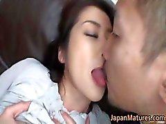 Kiimaisen japanilaisten kypsät babet imevät Osa 6