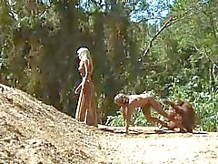 Bo Derek em Tarzan , o Homem Macaco