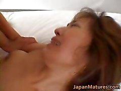 Kiimainen japanilainen kypsä Babes imee part1