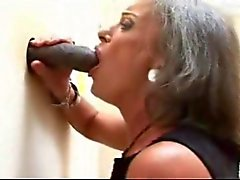 Freaks of Nature 140 Granny BBC Glory Hole