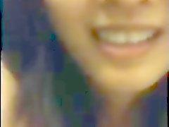 Thaï La fille sur Skype
