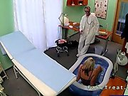 Doctor sexy busty hamile bir sarisin sikikleri