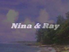 Nina De Ponca w Vintage Plaj Lanet Porno - Ray Victory