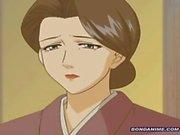 Mitsukos slaveriet hemmafru som