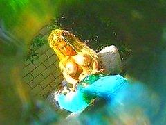 Sirène à bord du LSD