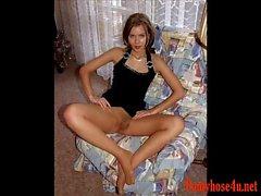 Saplantı Ücretsiz Olgun Porno video f1-pantyhose4u Külotlu çorap