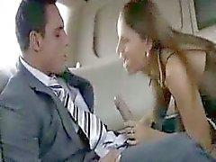 Di Hottie scopata in limousine - sibel18 it