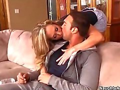 Brandi Love And Rocco Reed