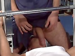 3way in the gym