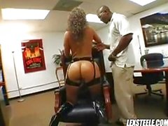 Naomi Çift Fucked By Lex ve Jean Baptiste
