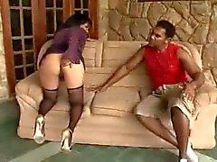 Brezilyalı olgun anal sex