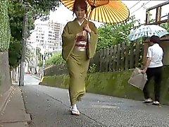 Kimono tyttö Scene2
