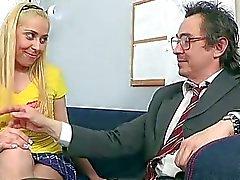 Professeur délicat étudiants séduire