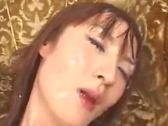 FACES OF CUM Sayuki 2
