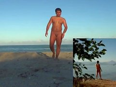 Ravikundy Nude at Beach