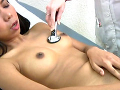 Hot pornstar fetish and cumshot