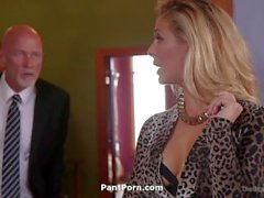 TheUpperFloor - Holly Hendrix, Cherie deVille - Black Mailed1