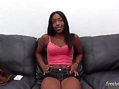 Black Hardbody Gets Ass Fucked on Backroom Casting Couch