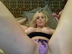 Hit Mom Julia On WebCam - PolishViking