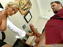 Office Diamond Foxxx Fucks