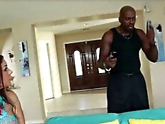 Brunette Brook Ultra gets pounded by Lexington Steele bbc