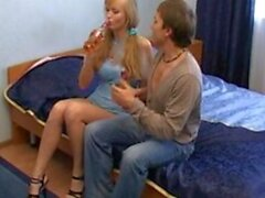 pretty russian girl fucked