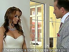Dev tits bride becerdin ve creampied