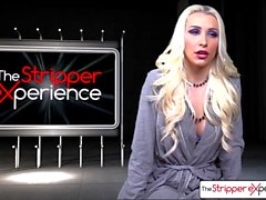 TheStripper Experience Stevie Shae suck and fuck a big dick