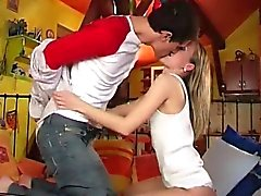 Girl with big tits strips hd Skinny Cindy screwed by by frie