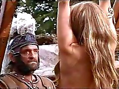 Whipping Scene uit Viking Queen