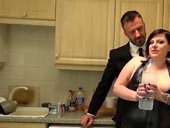 PASCALSSUBSLUTS - BBW Elouise Lust Fed Jizz And Dominated