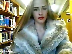 RoseWright Library Flash Webcam