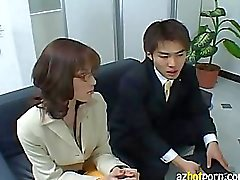 Lewd Asian Female procuratore Vergogna