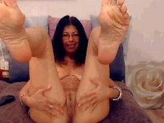 Your Mom soles on Skype