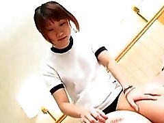 Subtitled pensionnaire Japanese facesitting domination féminine