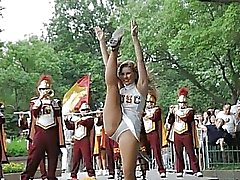 Flexibler Teen Cheerleader GF !