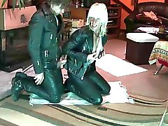 Volledige Leather Sex