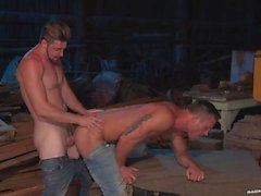 RagingStallion Ryan Rose & Andrew Stark