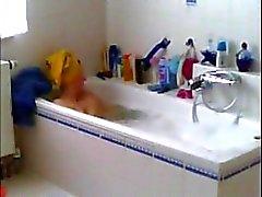 18 Jahre alt Badezimmer Spion Cam