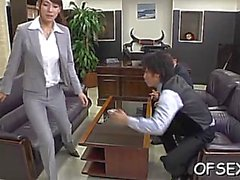 japanese chick yui ooba got her tight quim snatch stretched