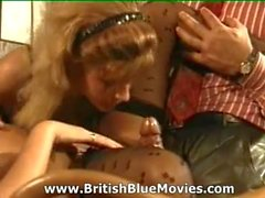 Solange - British Retro Porn