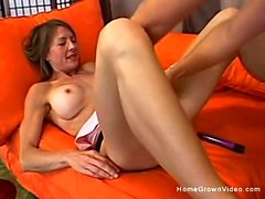 Strap-on Sex, Then Shoe Shopping! - Strap-on Sex, Then Shoe