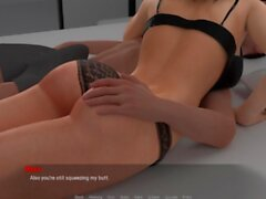 'Away From Home Gameplay Part 14 Horny Maid Lover By LoveSkySan69'
