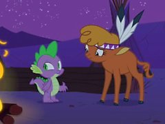 My Little Pony, Friendship is Magic - Episode 21: Over a Barrel