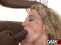 MILF Amelie Matis Butt Fucked by Blacks