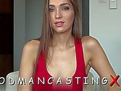 seductive brunette honey fucked from every angle