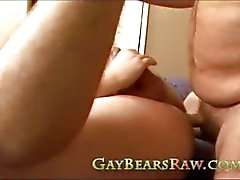 Gay Bear Anale rimmen